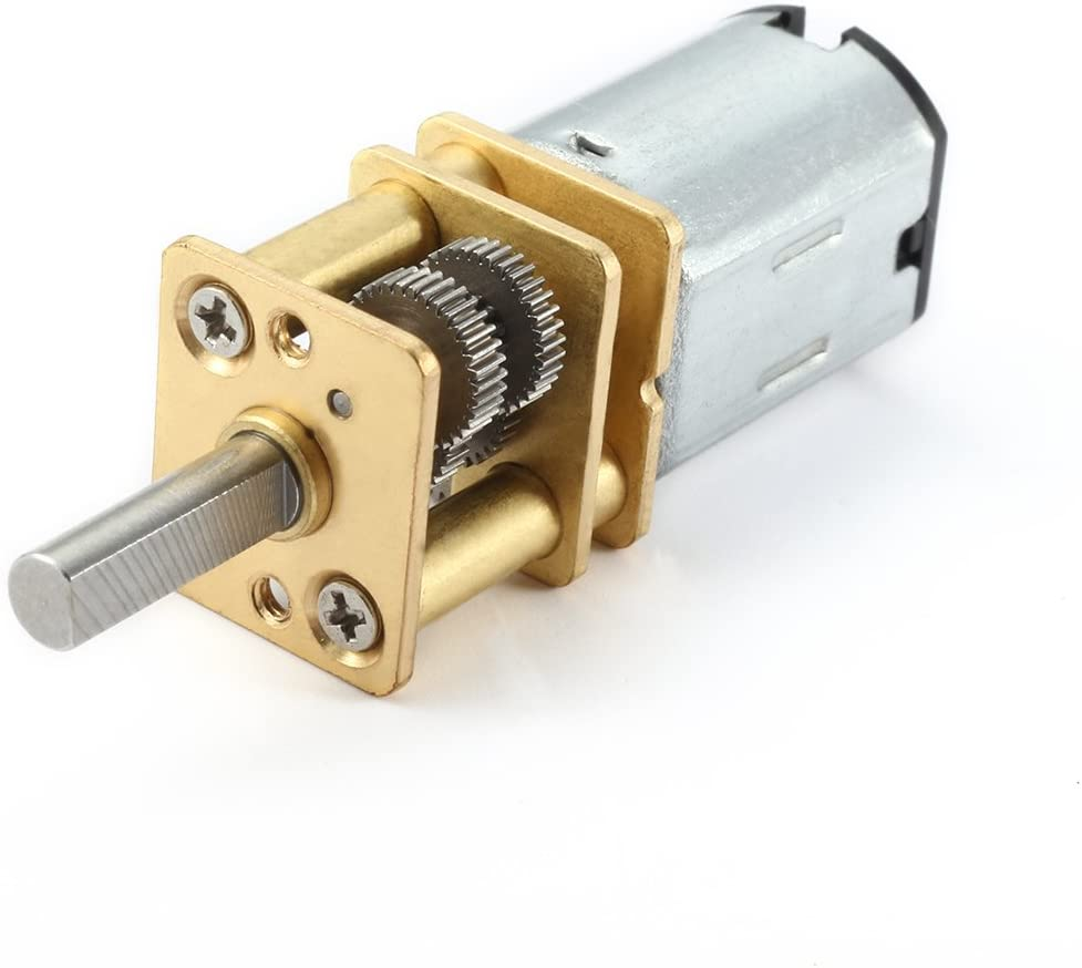 Micro-r/éducteur de vitesse /à moteur /électrique DC 3V 7.5RPM