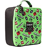 JINX Minecraft Scatter Creeper Insulated Lunch Bag (Green) (Green, ...
