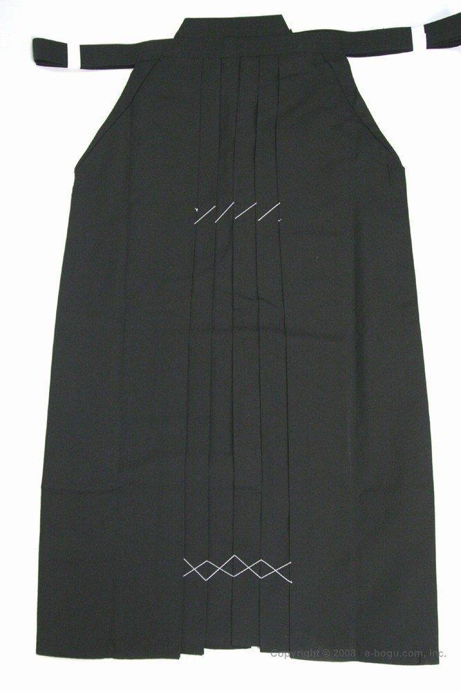 Top Quality AIKIDO Black Tetron Hakama Size 29 by e-bogu