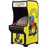 Pac-Man Classic Tiny Arcade Game - Palm Size w/ Authentic Sounds & Joystick