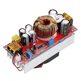 10-60V /à 12-97V Convertisseur /él/évateur de tension CC /à CC 1500W 30A CC Module dalimentation CV Convertisseur /él/évateur CC