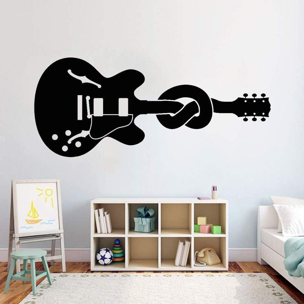 BFMBCH Guitarra Tatuajes de pared Nodo de instrumentos musicales ...