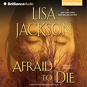 Afraid to Die Audiobook