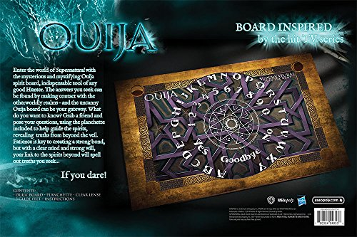 an analysis of the supernatural force ouija boards Ouija board cups and dowsing wands - just two examples of mystical items that seem to move of their own accord, when they are really being moved by the people holding them there's no supernatural force at work.