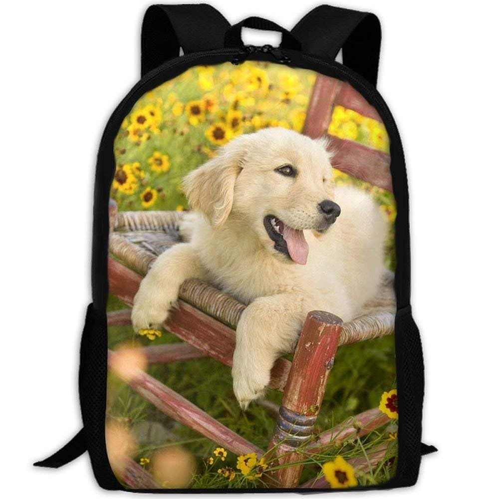 color-01 One_Size Backpack for Adults Hiking Gaming Outdoor Canvas Earth Space Daypacks