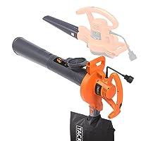 Deals on TACKLIFE Blower Vacuum 12 Amp 3-in-1 Blower/Vac/Mulcher