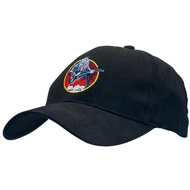 Amazon.com  Iron Maiden - Fear Of The Dark Flex-Fit Cap  Clothing 4d234f168dc