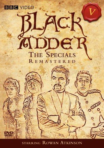 black adder box set - 4