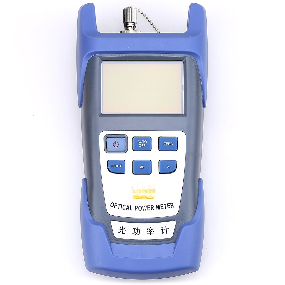 70dBm For SC//FC//ST CATV Test and Telecommunciation 10 to FTTH Fiber Optical Test Tool Fiber Optic Power Meter Tester Seven-Wavelength