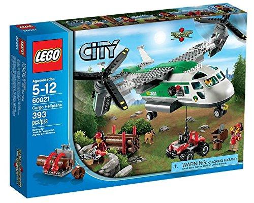 Lego® City® Cargo Heliplane |
