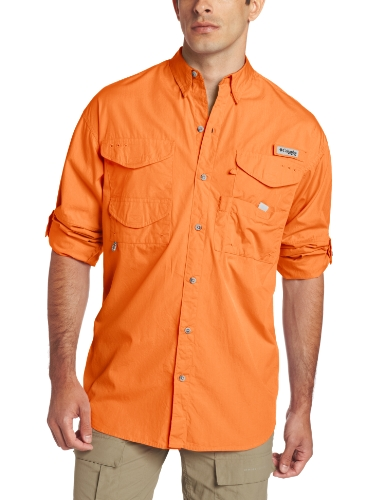 Columbia Mens Bonehead Long Sleeve Shirt