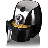 Tower T17022 Air Fryer with 30 Minute, 1500 W, 4.3 Litre, Black