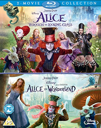 Alice In Wonderland/Alice Through The Looking Glass ()