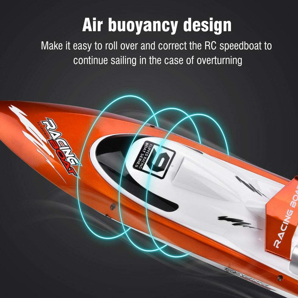 TurboTech S600 2.4 GHz 4 Channel Remote Control RC Racing Boat