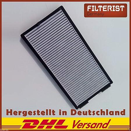 Filteristen Innenraumfilter Pollenfilter Aktivkohle Kirf 002 De Auto