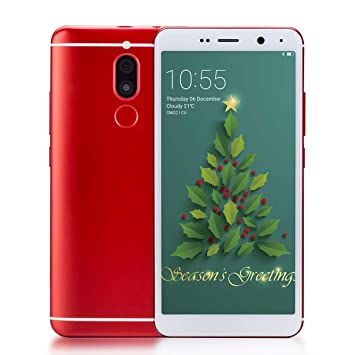 Smartphone Libre Android 7,0 móvil & 5,7 Pulgadas 1 GB RAM + 4 GB ...