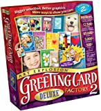 Art Explosion Greeting Card Factory Deluxe 2