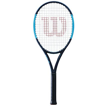 f693e90c2 Wilson 2018 Ultra 100 Countervail Tennis Racquet - Quality String (4-1 2
