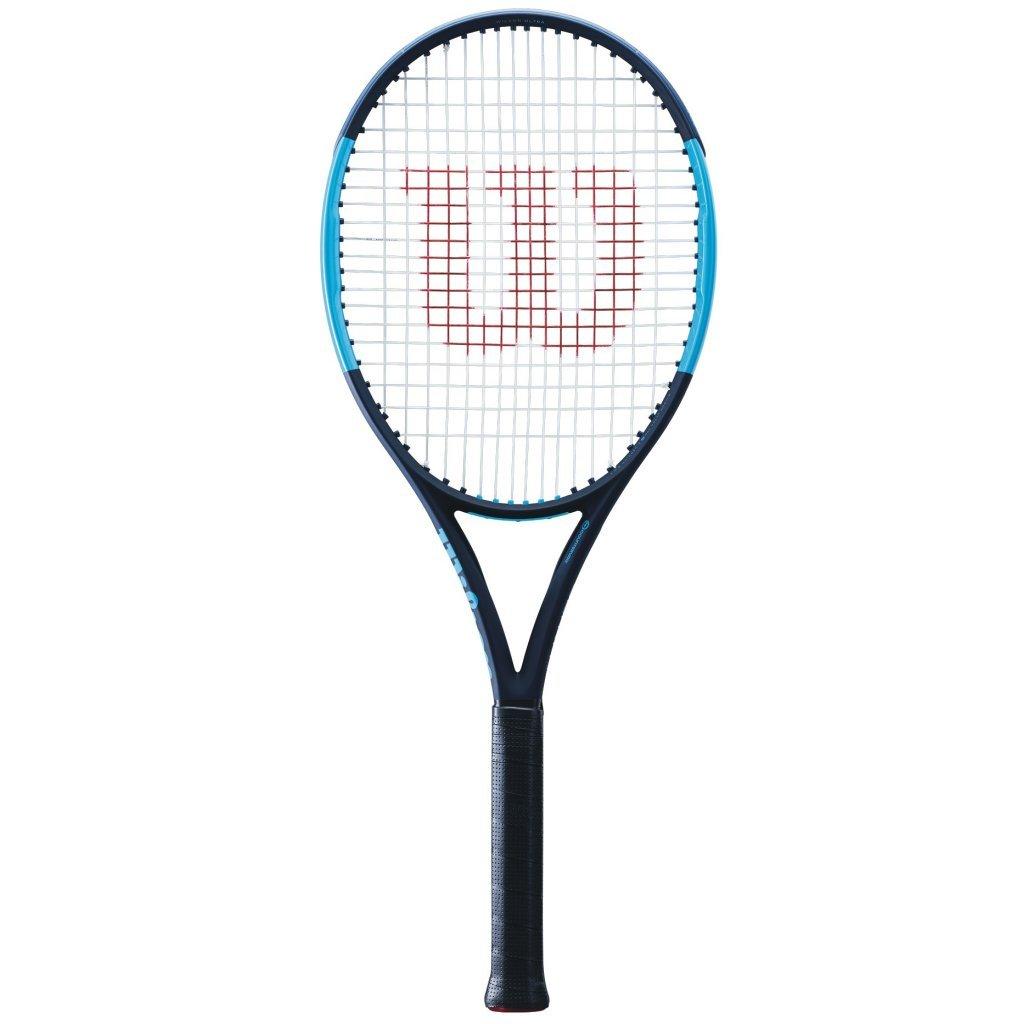 Wilson 2018 Ultra 100 Countervail Tennis Racquet - Quality String (4-3/8 Grip) - CV
