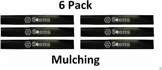 Stens Genuine Part 355-121 Mulching Blade Pack of 3