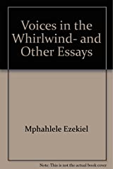 Voices in the Whirlwind, and Other Essays Paperback