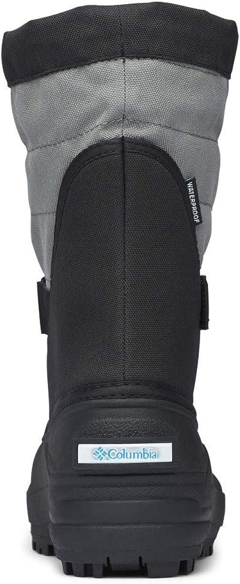 Columbia Unisex Kids/' Youth Powderbug Plus Ii Waterproof Hiking Shoes