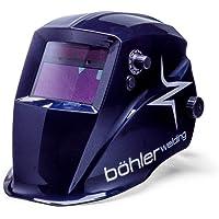Bhler Guardian 50 Lashelm met echte kleur, automatische lashelm met 4 sensoren, CE-classificatie 1/1/2, externe…