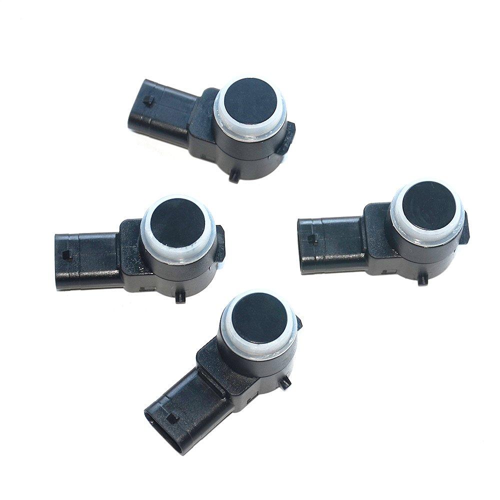 4 pcs PDC Sensor de aparcamiento para Mercedes Benz Clase C W203 W204 S204 A2215420417: Amazon.es: Coche y moto