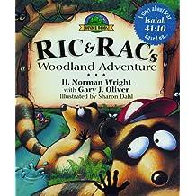 Ric & Rac's Woodland Adventure (The Wonder Woods Series)