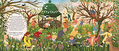 The Story Orchestra: Four Seasons in One Day: Press the note to hear Vivaldi's music by Frances Lincoln Children s Bks (Image #3)