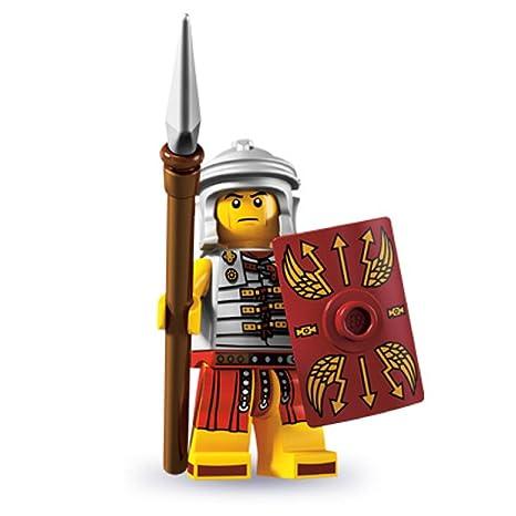 amazon com lego minifigures series 6 roman soldier toys games