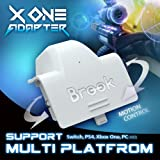 BROOK X ONE Adapter SNOW WHITE Converter for Xbox
