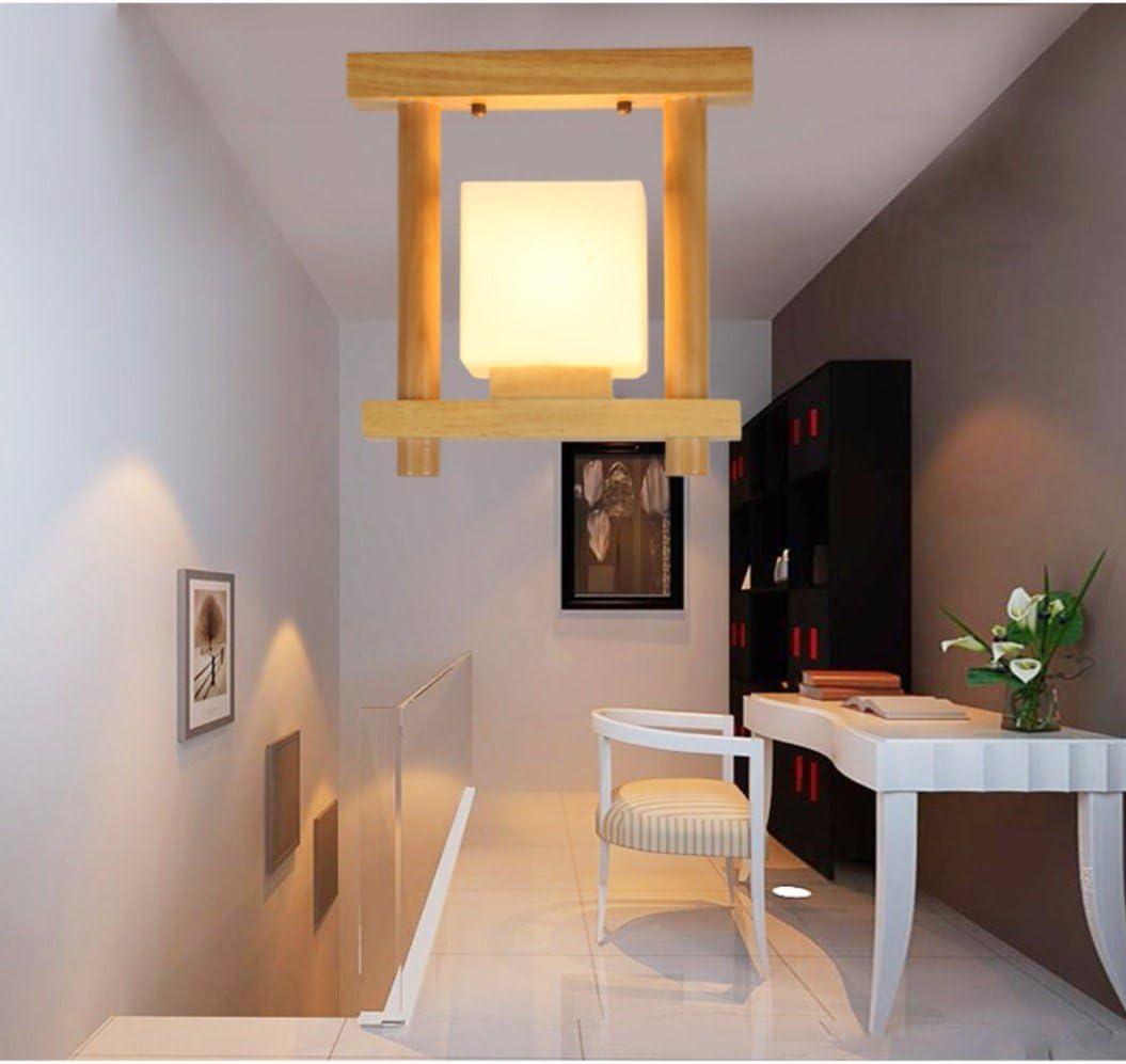 Fácil plafón Moderno Gang luces Balcón Mantel Escaleras Madera Maciza Calidad – Lámpara de techo: Amazon.es: Iluminación