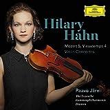 Mozart: Violin Concerto No. 5/Vieuxtemps: Violin Concerto No. 4