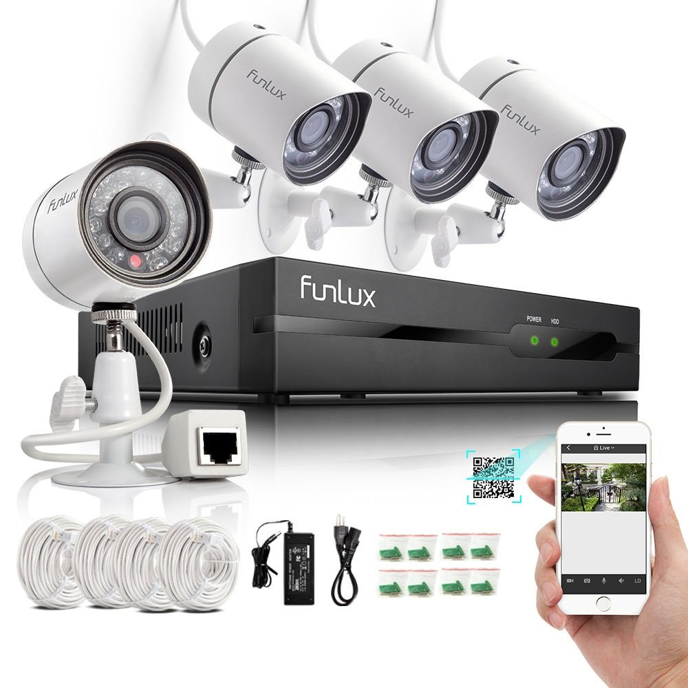 Funlux security camera reviews 2018