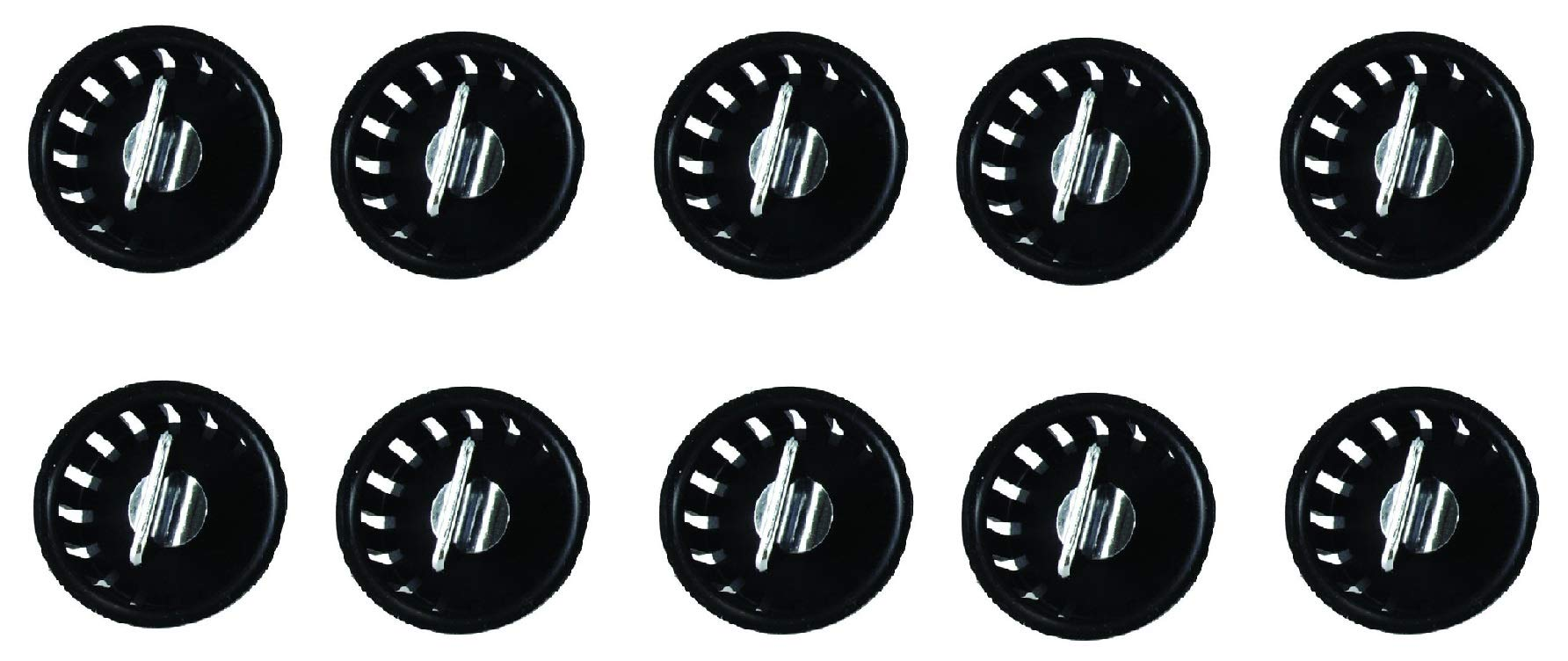 JR Products 9491-300-062 Threaded Strainer Basket (10) by JR Products