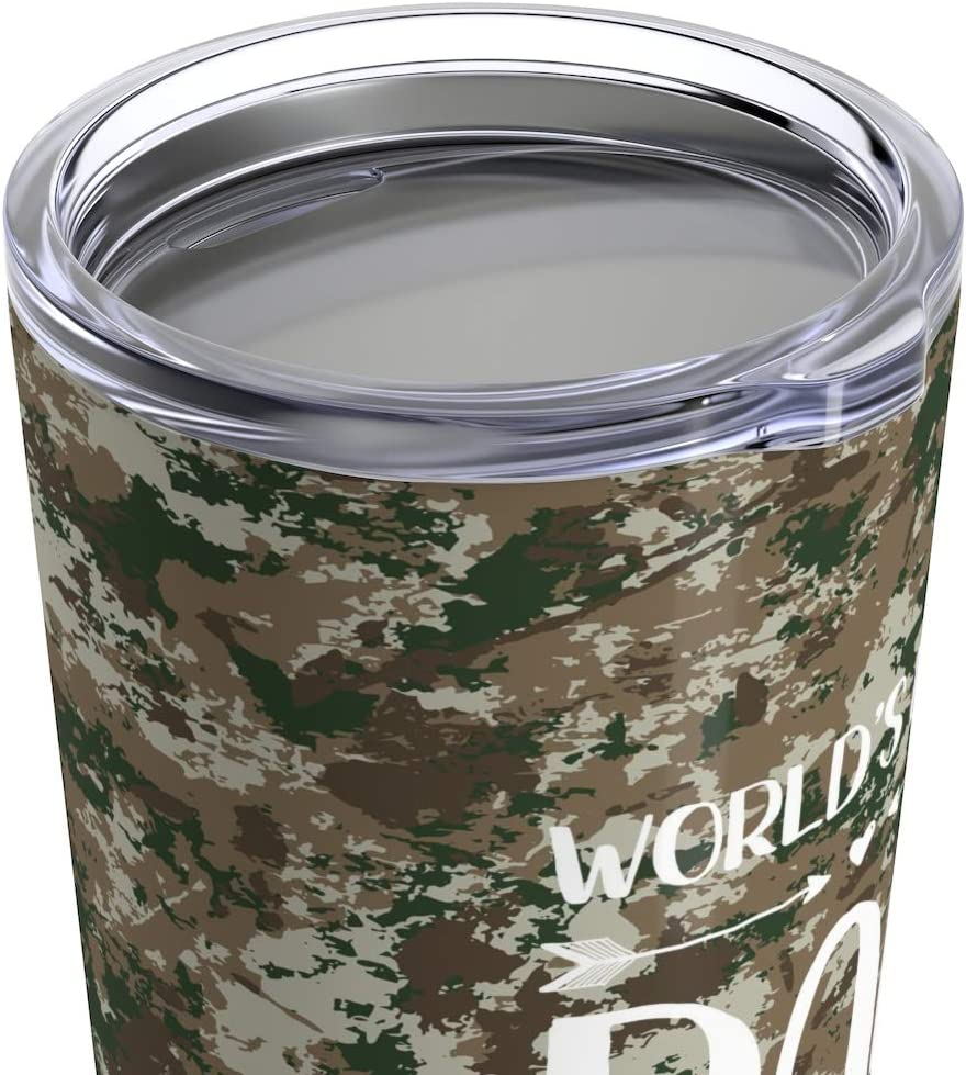 Camo Full Wrap Camo Browning Deer Hunting Tumbler Camo Tumbler Browning Buck Cups Man Gifts Gifts for Hunters Fathers Day Gifts