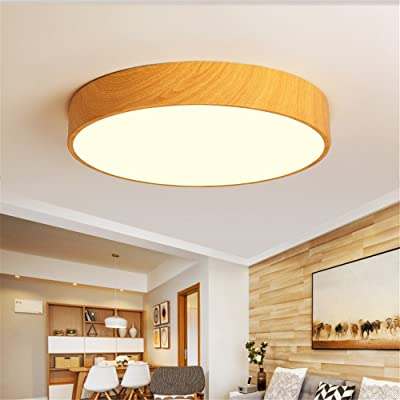 ANGEELEE Circulaire Led lampe lumière plafond chambre chinoise ...