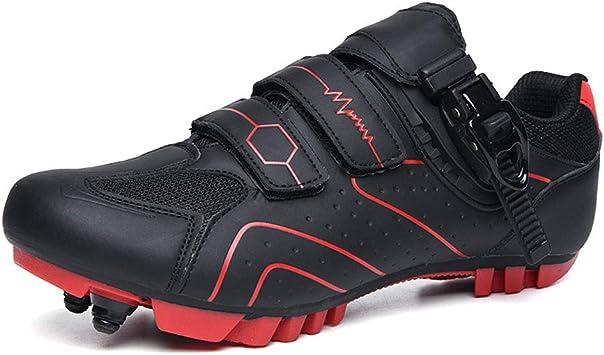 Zapatillas De Bicicleta De Montaña, Calzado De Bicicleta para ...