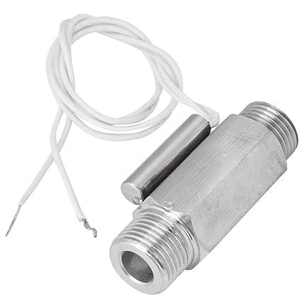 G1 / 2 (DN15) Interruptor de Control de Flujo de Agua de Acero Inoxidable