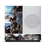 Monster Hunter World MHW Game Skin for Xbox One S Slim Console 100% Satisfaction Guarantee!
