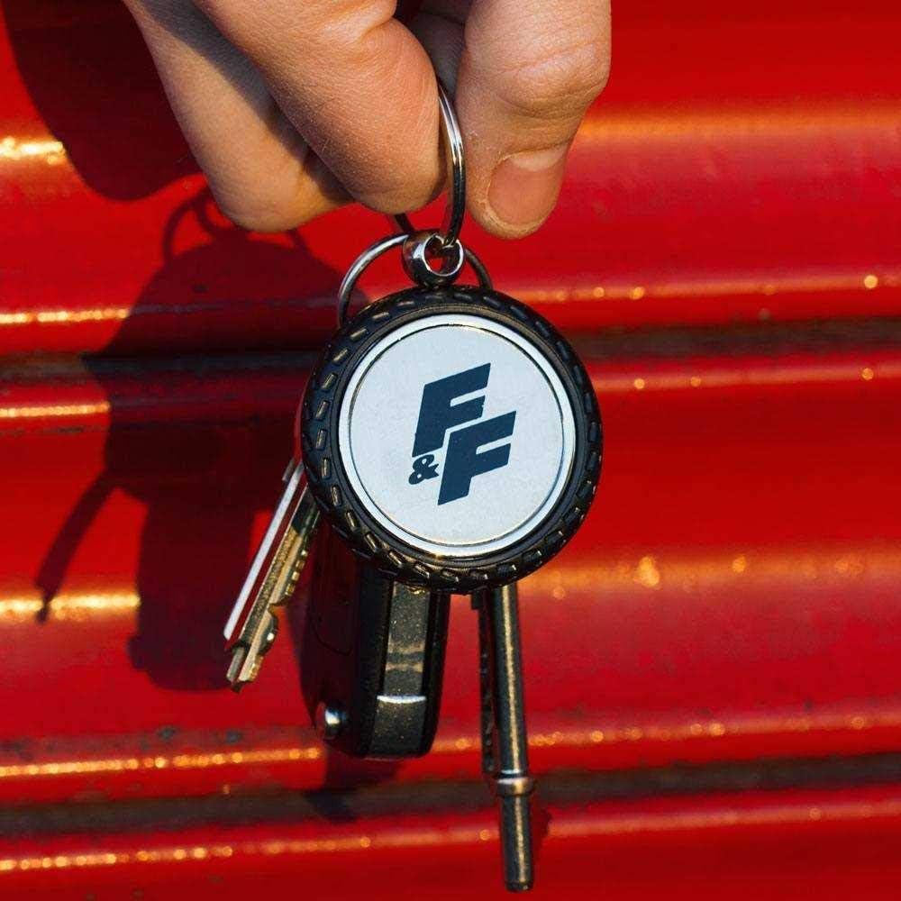 Porte cl/é Macchia Fast /& Furious V1G Film