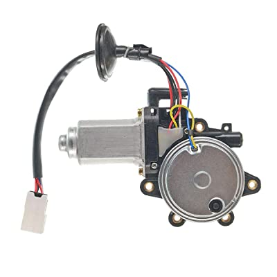 A-Premium Anti-Clip Function Window Regulator Motor for Nissan 350Z 2003-2009 Infiniti G35 2003-2007 Front Left Driver Side: Automotive