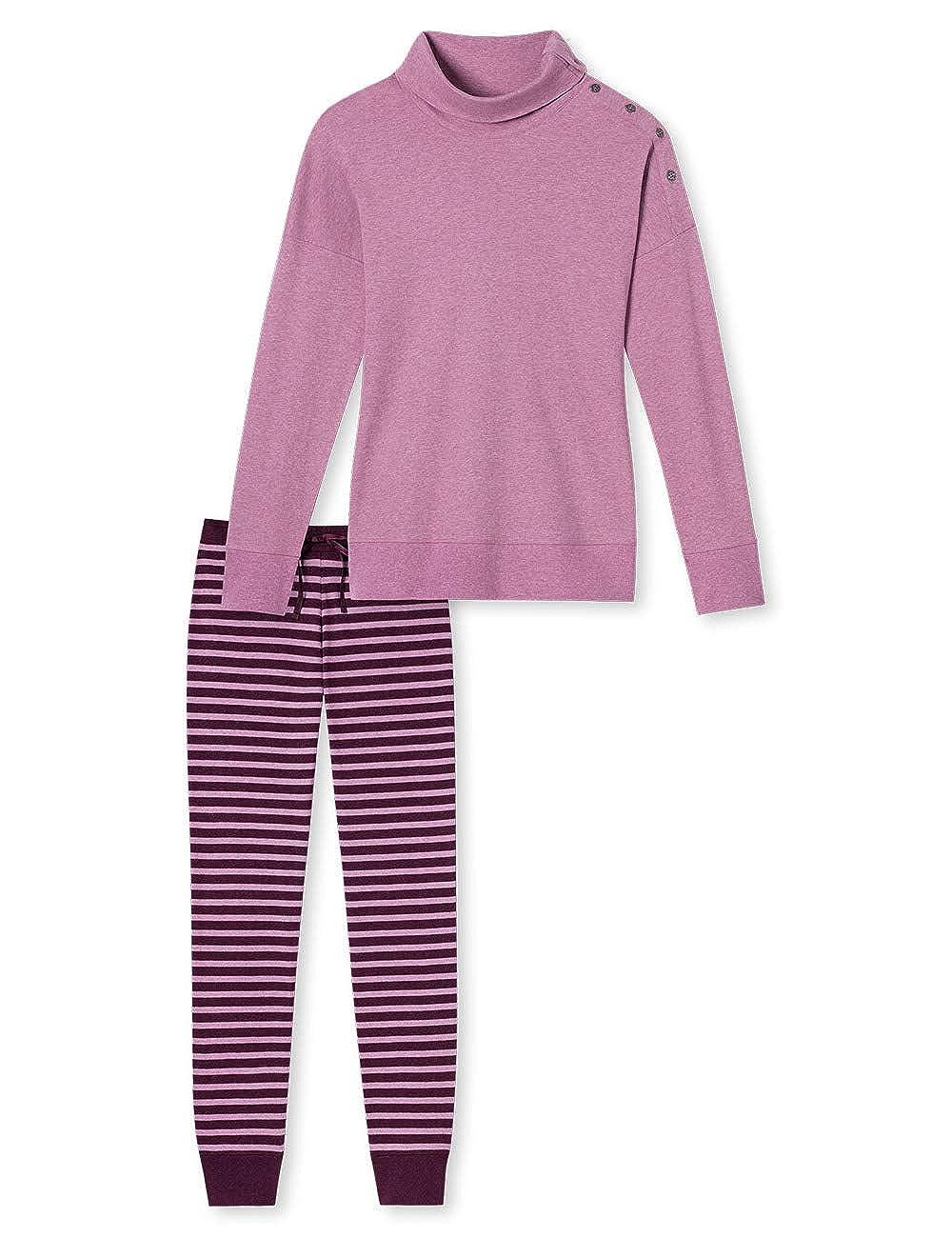 TALLA 38. Schiesser Anzug Lang Conjuntos de Pijama para Mujer