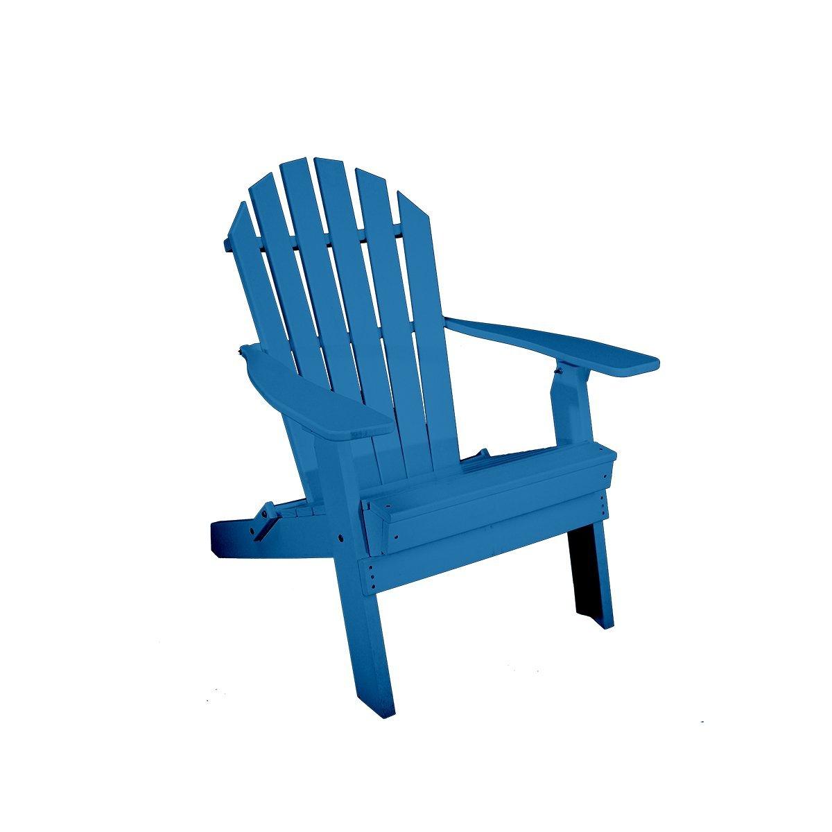 Rocky Ridge al aire libre muebles Adirondack silla plegable ...