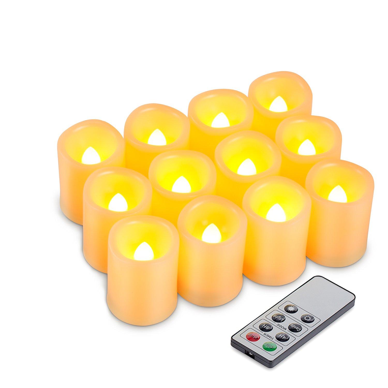 61HQn5grh7L._SL1500_ Elegantes Elektrische Kerzen Mit Fernbedienung Dekorationen