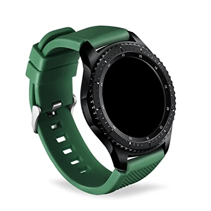Amazon.com: GinCoband Samsung Gear S3 bands Replacement ...