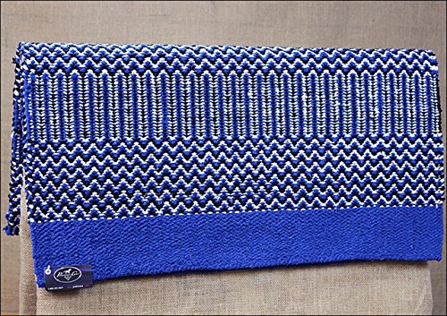 - Professional's Choice PC Double Weaver Navajo Saddle Blanket Royal