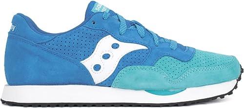 Saucony Originals Sneaker DXN Trainer Premium BluTurchese