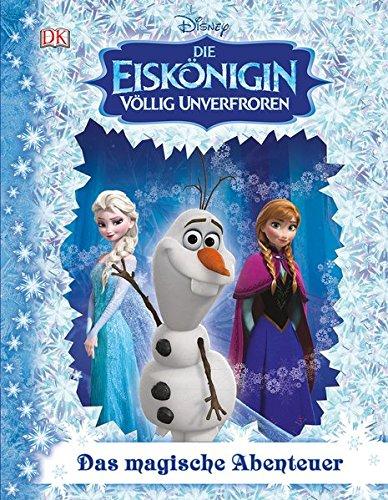Disney Die Eiskönigin Das magische Abenteuer